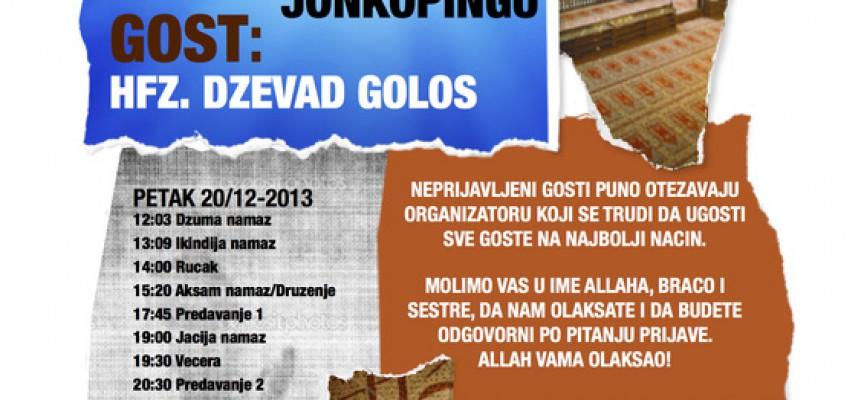 Druženje u Jönköpingu 20-21 decembar 2013