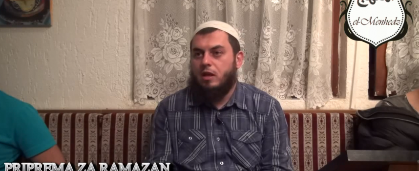 Priprema za ramazan – 3. dio- Izdrži