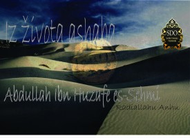 Abdullah Ibn Huzafe es-Sehmi