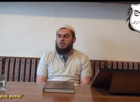 Odbrana učenih ljudi i rad u instituciji – Hfz Dževad Gološ