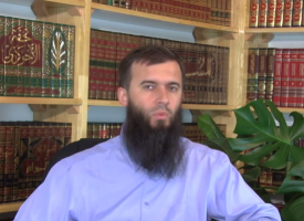Kako zadobiti Allahovu milost – Prof. Hajrudin Ahmetovic