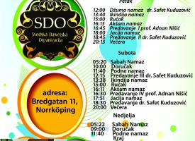 Druženje u Norrköpingu