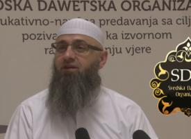 Dr. Safet Kuduzović – Akika i predavanja uz ilahije