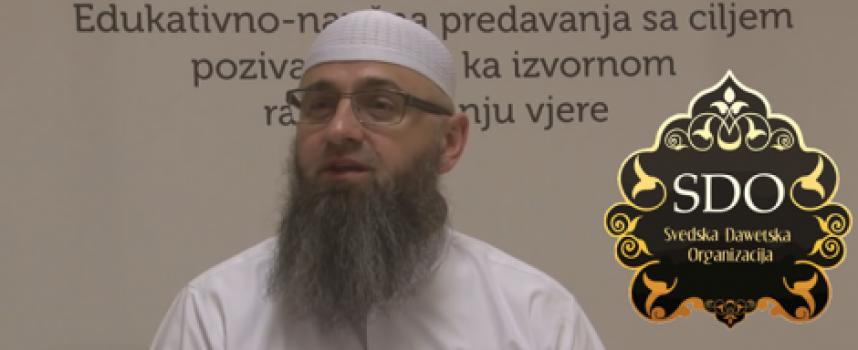 Dr Safet Kuduzović – Brak u tajnosti /audio – Pitanja i odgovori