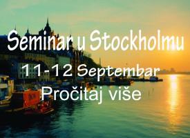Seminar u Stockholmu