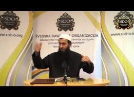 Ko su učenjaci – Prof Hajrudin Ahmetović