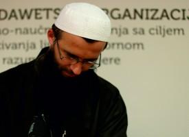 Život i rad u džematu – prof Hajrudin Ahmetović