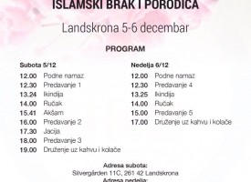 Islamski Brak i Porodica sa Nađom Dizdarević i Ammarom Šabić