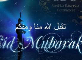 Muslimani i proslava bajrama