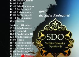 Islamski seminar u Örebro-u