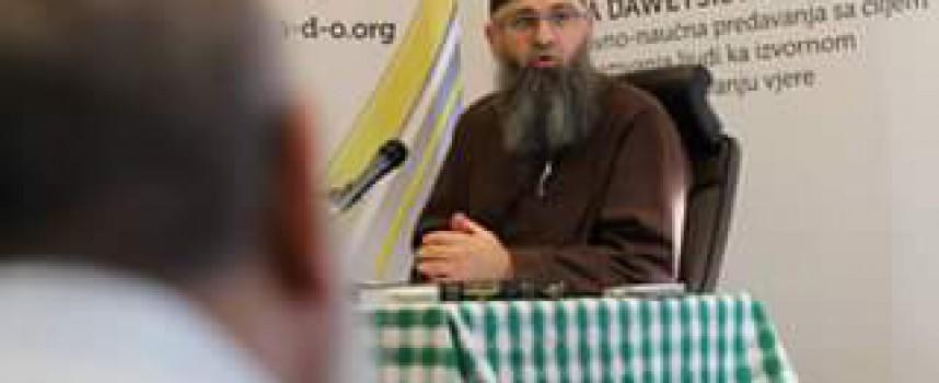 Dr Safet Kuduzovic – Tefsir Kur'ana (102) 158-159 ajet.