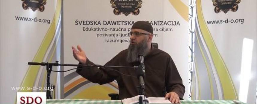 Pitanje: Putovanje bez mahrema – Dr Safet Kuduzović