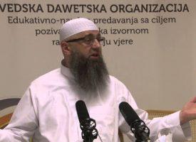 Razilaženje koje je prihvatljivo je samo unutar ehlu-sunnetskog učenja, dr. Safet Kuduzović