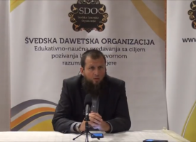 Druženje sa Kur'anom – Hfz Mr Adnan Mrkonjić