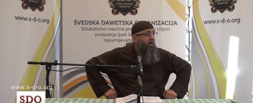 Menhedž u hadisima_ dr. Safet Kuduzović