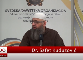 Pitanje i odgovor: Žena i muž u džennetu – dr Safet Kuduzović