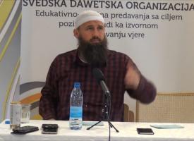 Ramazanski savjet – Spoznaja Allaha swt i Poslanika saws – Mr Elvedin Pezić