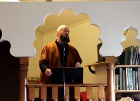 Hfz Almir Kapić – Hutba na arapskom, Örebro 8 sep 2017