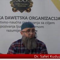 Pitanje i odgovor – Kućno osiguranje pod uvjetom – Dr Safet Kuduzović