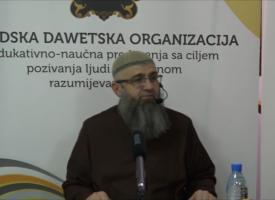 Dr Safet Kuduzović – Razlozi tvrdoće srca