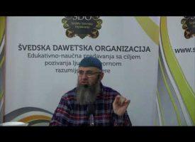 Onaj koji stalno prigovara učenjacima, dr. Safet Kuduzović