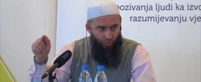Prof. Hajrudin Ahmetović, iskrenošću ka traženju šerijatskog znanja