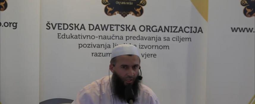 Prof Hajrudin Ahmetovic, koje je najbolje znanje?