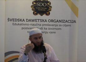 Koliko smo svjesni blagodati vjere i imana – Prof Hajrudin Ahmetović
