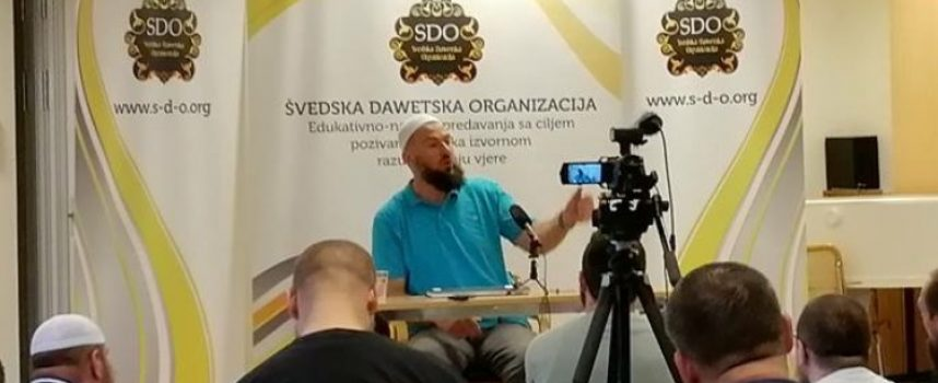 Hfz Almir Kapić, hajr u islamskom ummetu, ne gubi nadu..
