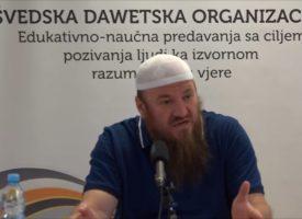 Mr Osman Smajlović, darežljivost Allahovog poslanika