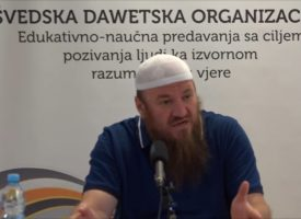 Mr Osman Smajlovic, noc Lejletul Kadr