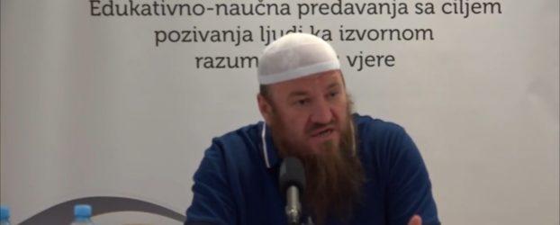 Rascjep Poslanikovih prsa!   mr. Osman Smajlović ᴴᴰ┇