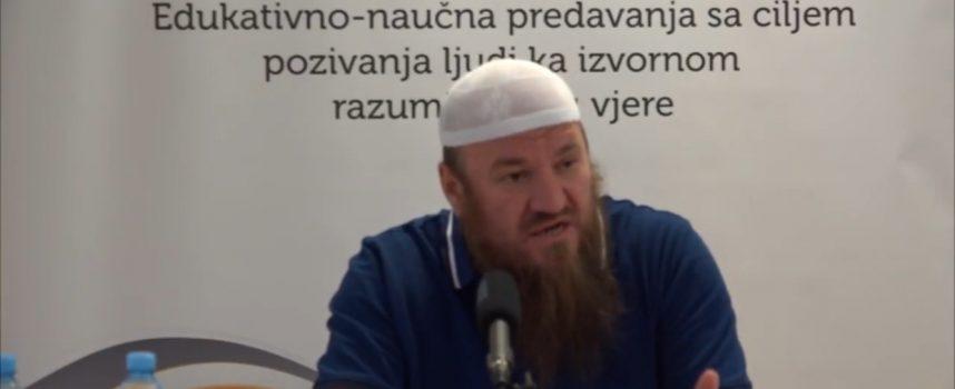 Rascjep Poslanikovih prsa! | mr. Osman Smajlović ᴴᴰ┇
