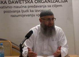 Dr Safet Kuduzovic, pitanje u vezi uzimanja tableta koje obustavljaju mjesecni ciklus
