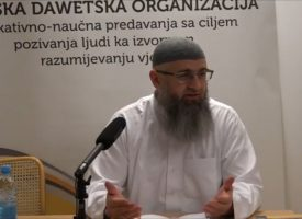 Dr Safet Kuduzovic, pitanje o razvodu braka