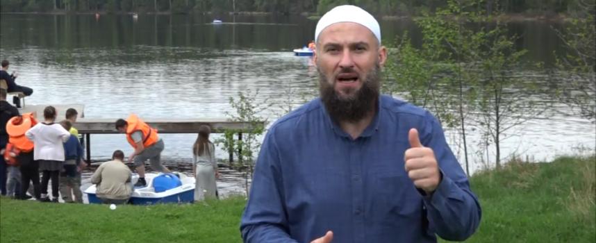 Oprost grijeha u mjesecu Ramazanu_Almir Kapić, prof.