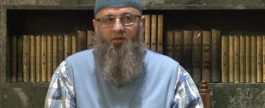 Čovjek umire na onome na čemu je živio_dr. Safet Kuduzović