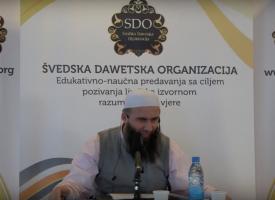 Prof. Hajrudin Ahmetović, priča o lijepom postupku mladića….