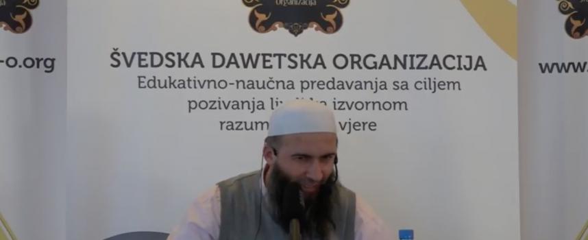 Prof Hajrudin Ahmetović, koliko radimo za dzennet?