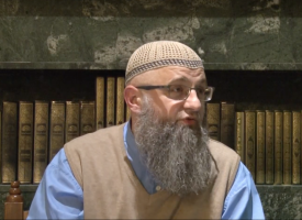 Osuda nije ista prije i poslije učinjenog grijeha, dr. Safet Kuduzović