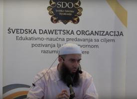 Prof Hajrudin Ahmetović, pravo žene kod muža da je podučava vjeri