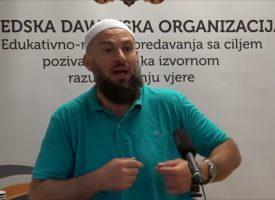 Veličanje Allaha u našim srcima – Hfz Almir Kapić