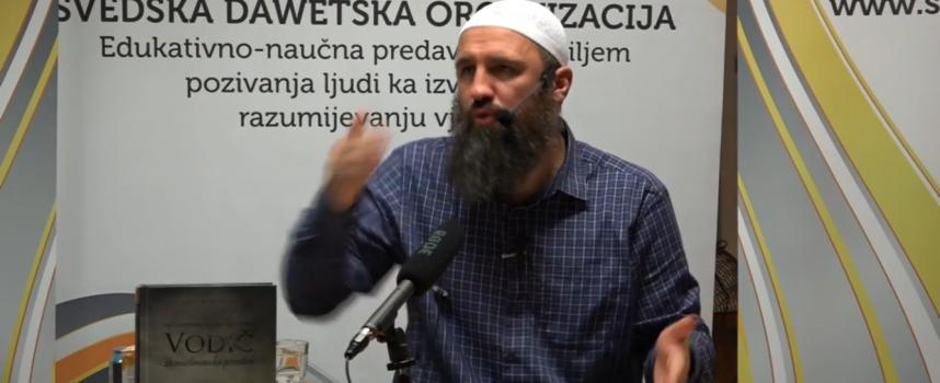 Ponašanje u iskušenjima / izbori – Mr Elvedin Pezić