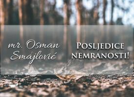 Posljedice nemarnosti! | mr. Osman Smajlović ᴴᴰ┇