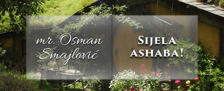 Sijela ashaba! | mr. Osman Smajlović ᴴᴰ┇