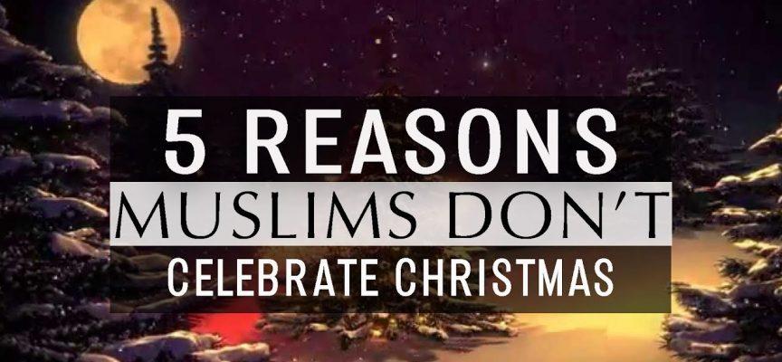 """5 razloga zašto muslimani ne slave """"Božić"""" ᴴᴰ┇"""