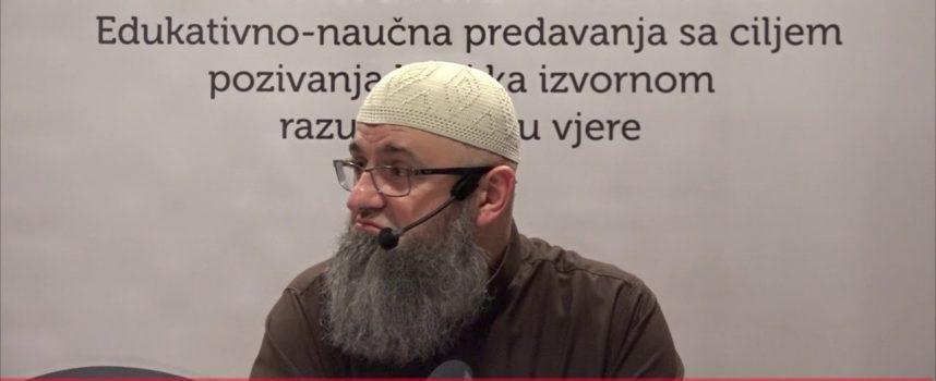 Posebnost voća nara u islamu? – dr. Safet Kuduzović