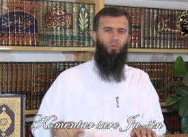 Komentar ajeta sure Jasin – Hajrudin Ahmetović