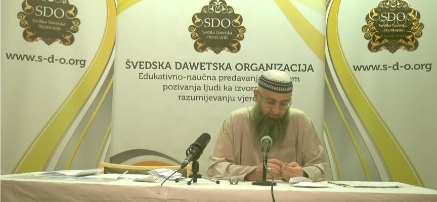 Moraju li dvije žene imati isto zakonsko pravo? – dr. Safet Kuduzović