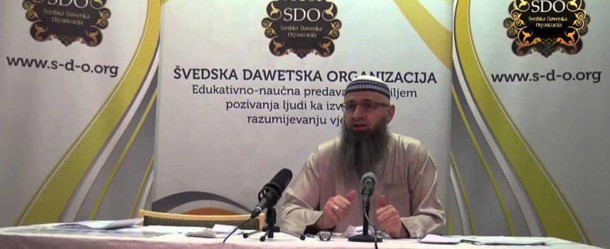 Kontakt sa bivšom ženom zbog djece? – dr. Safet Kuduzović